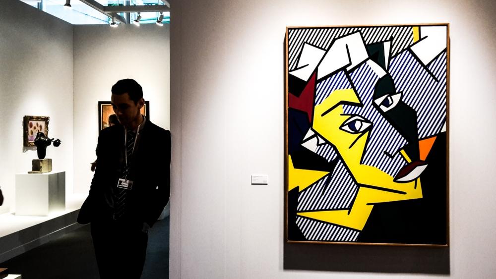 Art Basel 2016 Roy Lichtenstein