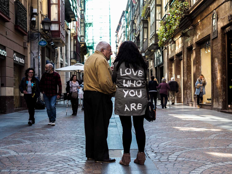 Bilbao Leute