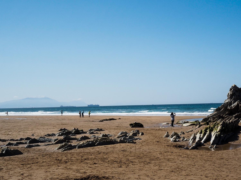 Bilbao Beach