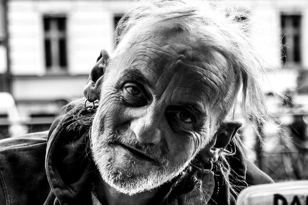 People of Berlin - Frank - Hermannplatz