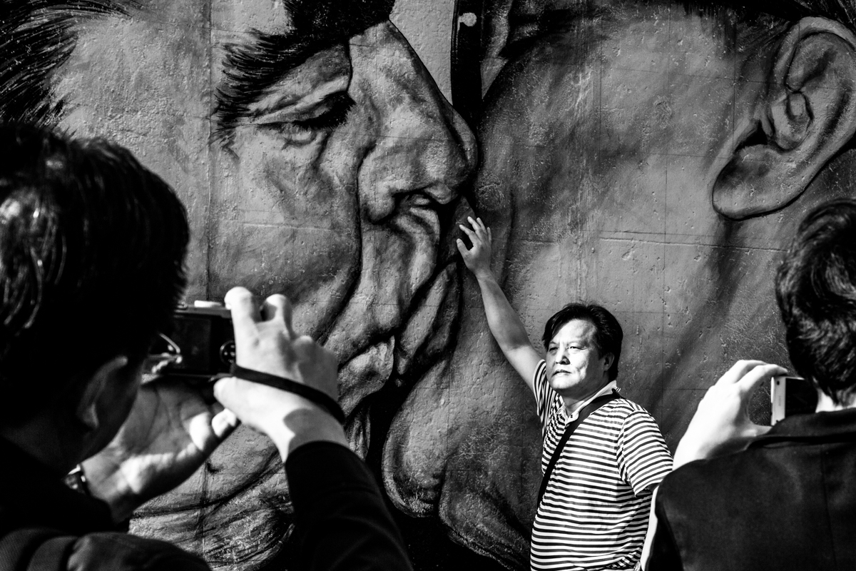 People of Berlin - East Side Gallery